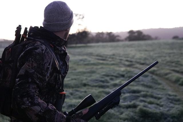 Riistaruokaa metsästämällä